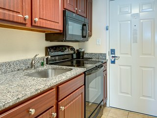 Pet Friendly Ocean View Suite for 6 with Private Balcony