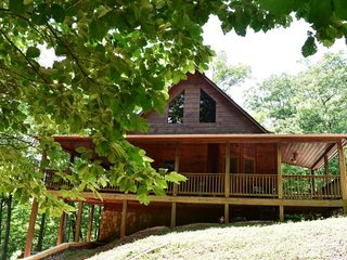 MISTY MOUNTAIN HIDEAWAY - 3BR/3BA Beautiful Mountain View, WiFi, 4WD required