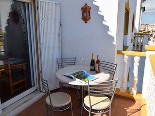 Molino Blanco Apartment 3 - Facing Park