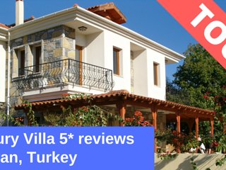 Villa Louise, Secluded Luxury Villa, Pool & Garden