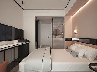 The Westist Hotel Pera Smart Room Queen Bed 4
