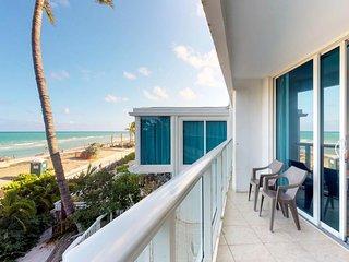 Waterfront condo w/ shared pool, beach access, ocean views, & resort amenities