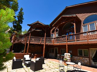 Exquisite Rocky Mountain Lodge Home with a one of a kind Gathering Place