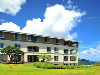 Take in the natural beauty of The Point at Poipu!