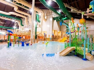 A Serene Getaway: Great Wolf Lodge!