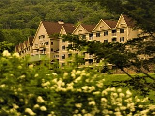 Beautiful Bentley Brook Resort in Massachusetts