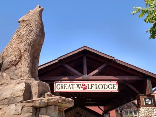 Have a howling time at Great Wolf Lodge!