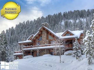 Souvenirs Lodge | Private Lodge at Big Sky