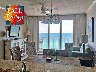 **2018 DISC** GULF VIEW Deluxe Beach Condo *Resort Pool/Hotub +FREE VIP Perks