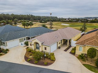 Relaxing 3 Bed Villa * The Villages,Charlotte-#853