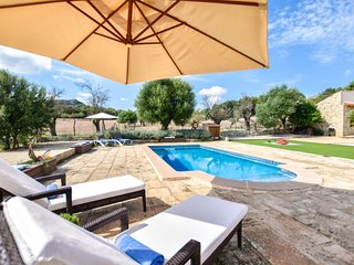 3 bedroom Villa in Sineu, Balearic Islands, Spain : ref 5335044