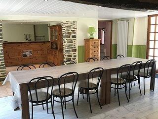 Gîte 7 à 10 personnes - 'Le Familial' - Mont-Saint-Michel