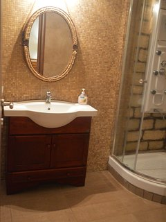 The Bathroom of the 1st master bedroom of the Ground Floor.