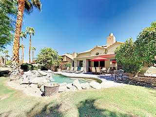 Upscale PGA West Home with Private Pool & Sublime Mountain Views 4BR #65753