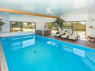 5 bedroom Villa in La Terre du Pont, Brittany, France : ref 5680150
