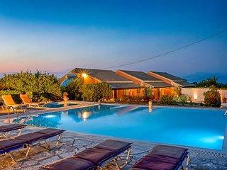 4 bedroom Villa in Karyotiko, Ionian Islands, Greece : ref 5679387