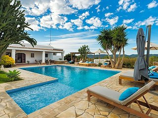 4 bedroom Villa in Sant Rafel de Forca, Balearic Islands, Spain : ref 5675818