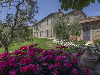 7 bedroom Villa in Casorbica-Salcotto, Tuscany, Italy : ref 5678577