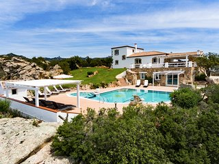 8 bedroom Villa in Abbiadori, Sardinia, Italy - 5680217