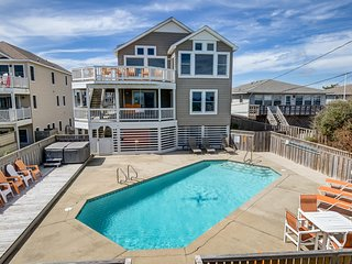 Krosnest | Oceanfront | Private Pool, Hot Tub