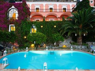 8 bedroom Villa in Positano, Campania, Italy : ref 5218172