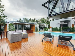 Samui Grand Park Villa A2 - 3 Bedroom