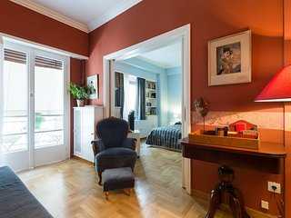 One of a kind elegant apt in Kolonaki, Central Athens