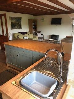 Trough Cottage Kitchen-Diner-Lounge
