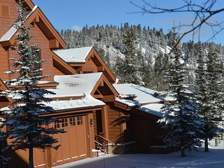 Luxury Mountain Thunder Townhouse, #201, Ski In / Ski-Walk-Gondola Out