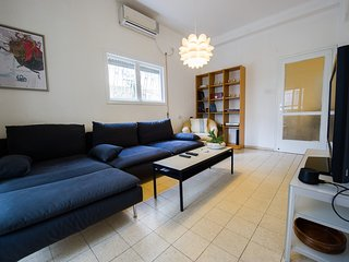 Nice apartment on the best street in Tel Aviv near Ichilov Sourasky hospital