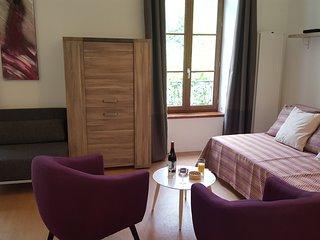 Beau studio renove et relooke dans la residence du grand hotel