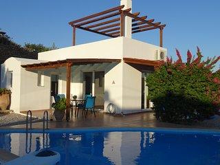 Freistehendes, ruhiges und ebenerdiges Ferienhaus mit 100 m² auf 2.100 m² Grunds