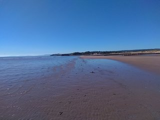 Dawlish Warren Apartment 5 mins walk to the sea