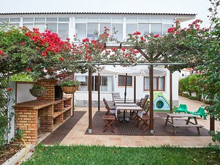 BEIJA-FLOR HOUSE, the ideal choice for family holidays close to the beach