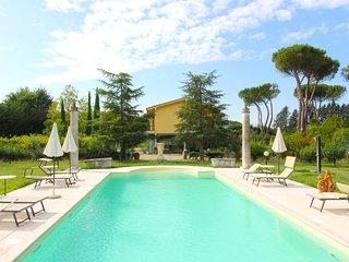 4 bedroom Villa in Chiassa-Tregozzano, Tuscany, Italy : ref 5490571