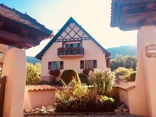 Chambre d'hôte à Dieffenbach au val (Alsace)