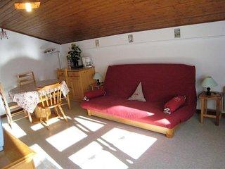 Petit studio proche télémix de l'Etale (BOI224)