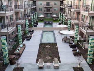 Luxurious Deep Ellum Apartment