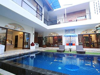 Villa 5S Kedewatan Ubud (5BR) Whole Property