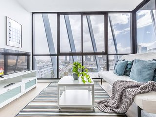 Panoramic View From South Melbourne Executive Pad