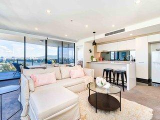 Stunning Panoramic Brisbane View