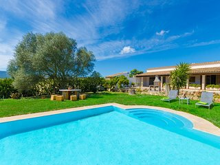 HORTETA - Villa for 8 people in Montuïri