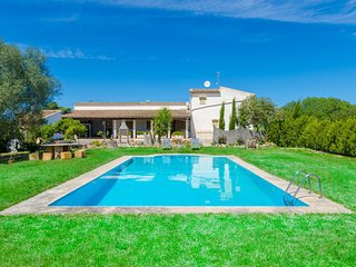 HORTETA - Villa for 8 people in Montuiri