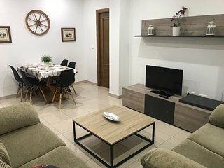 Apartamento Acogedor de 3 dormitorios y 2 baños