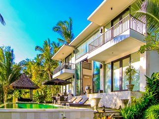 Luxury Pool Villa in Ubud: Free pick up!