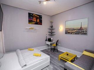 Friend's Paris