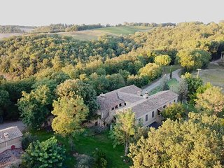 Casanova luxury farmhouse in the Borgo Castelrotto - 6 to 16 Guests