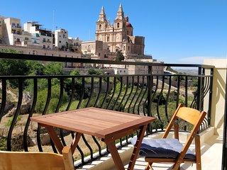 Mellieha Spacious Apartment - Valley & Sea Views