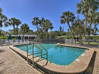 NEW! Longboat Key Villa w/ Boat Dock & Pool Access