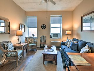 NEW! Mars Hill Apartment E- Adjoins the University
